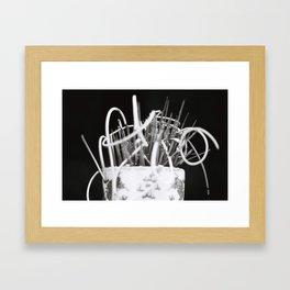 Incense - Vietnam Framed Art Print