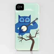 The Banjowl iPhone (4, 4s) Slim Case