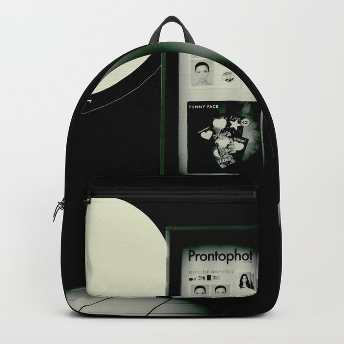 photo booth Backpack