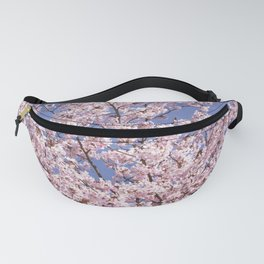 Cherry Blossoms at Edwards Gardens on April 19th, 2021. III Fanny Pack