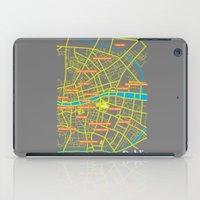 dublin iPad Cases featuring Dublin by mattholleydesign