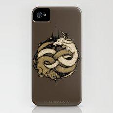 NEVERENDING FIGHT iPhone (4, 4s) Slim Case