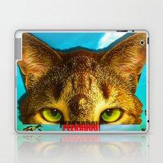 Peekaboo! - Sir Parker Laptop & iPad Skin