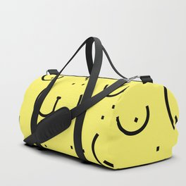 Butts n Boobs Duffle Bag