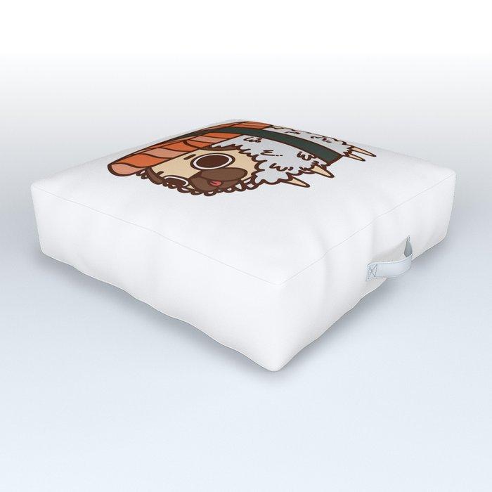 Puglie Sushi Outdoor Floor Cushion