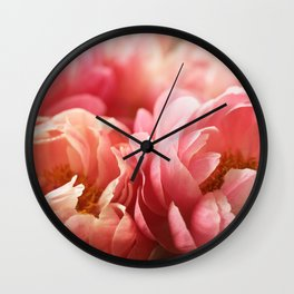 Haute Couture #3 Wall Clock