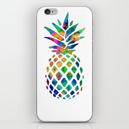 Pineapple iPhone Skin