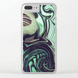 Webz Clear iPhone Case