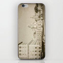 Eternal City (Plaza Venezia) iPhone Skin