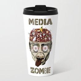 Media Zombie Travel Mug