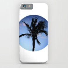 Palm at Sunset iPhone 6s Slim Case