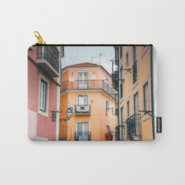 Lisbon Architecture Carry-All Pouch