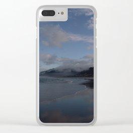 mirror mirror Clear iPhone Case