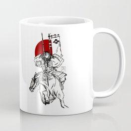 The Samurai's Charge Coffee Mug