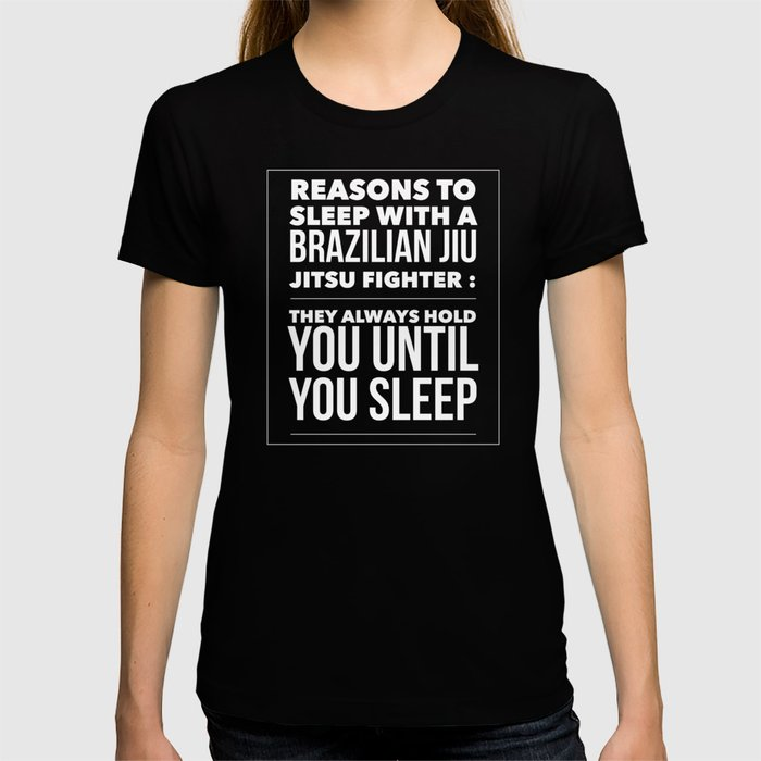 Brazilian Jiu Jitsu Gift BJJ Martial Arts, Grappling and Wrestling Fans T-shirt by martinos74   Society6