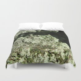 Lichen Duvet Cover