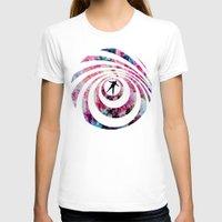 vertigo T-shirts featuring VERTIGO by Tia Hank