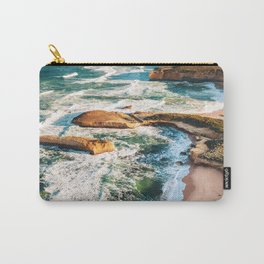 port campbell coastline in australia Carry-All Pouch