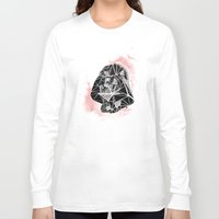 vader Long Sleeve T-shirts featuring VADER by Josh Ln