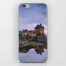 The Castle on the Lake iPhone Skin