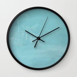The Longing Is Real Wall Clock