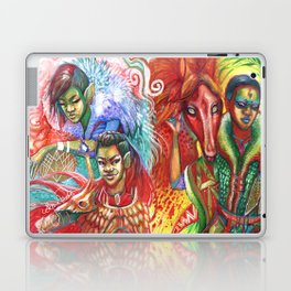 Warriorcs Laptop & iPad Skin