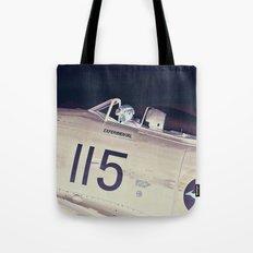 Experimental Pilot Tote Bag