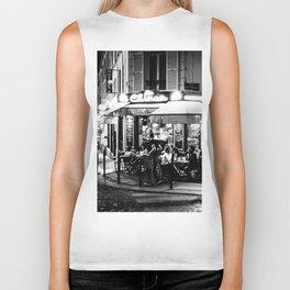 Le Chinon (Montmartre; Paris) Biker Tank
