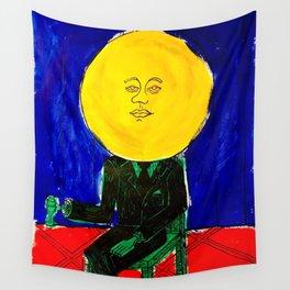 Sir/Madam Pompadour - Pop Art Surrealism Wall Tapestry