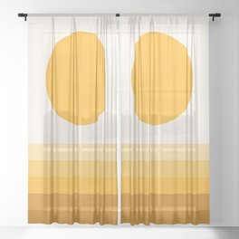 Sunseeker 17B Sheer Curtain