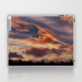 Good Morning Anchorage, Alaska Laptop & iPad Skin