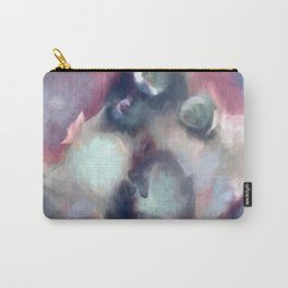 Organic Abstract 2 Carry-All Pouch