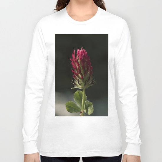 Red Clover Long Sleeve T-shirt