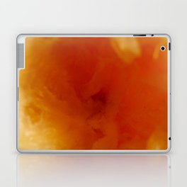 Textures (Orange version) Laptop & iPad Skin