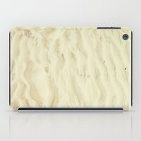 sand iPad Cases featuring Sand by Irène Sneddon
