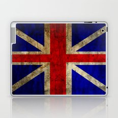British Flag Laptop & iPad Skin