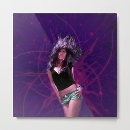 The Dance Cloud Metal Print
