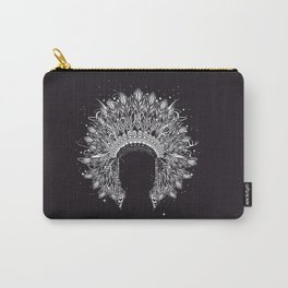 Chieftain's Headdress Carry-All Pouch