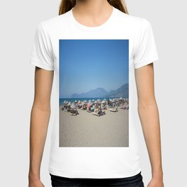 Iztuzu Beach Dalyan Turkey T-shirt