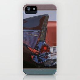 Coppertone Belair iPhone Case