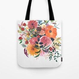 Autumn Gathering Tote Bag