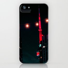 Leading Lights iPhone Case