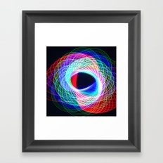 Spirals Framed Art Print