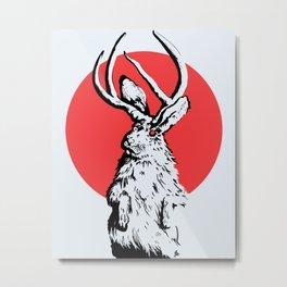 The Hunt  Metal Print