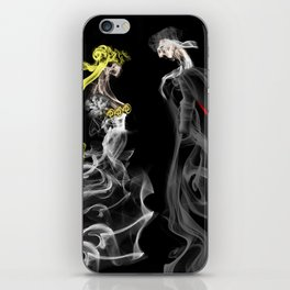 Serenity and Endymion iPhone Skin