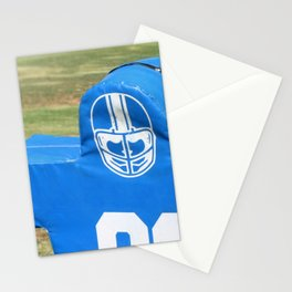 Football Dummy Stationery Cards