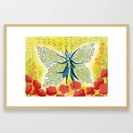 Messengers of Spring Framed Art Print