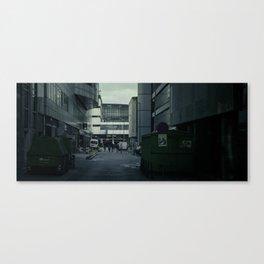 City 002 Canvas Print