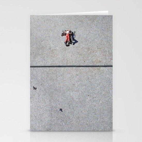 "From Centre George Pompidou (Paris) ""GEOROMANTIC"" series Stationery Cards"