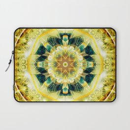 Mandalas from the Voice of Eternity 9 Laptop Sleeve